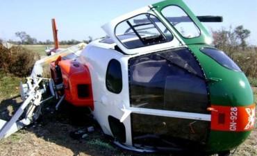 Una avioneta con droga derribó un helicóptero de Gendarmería