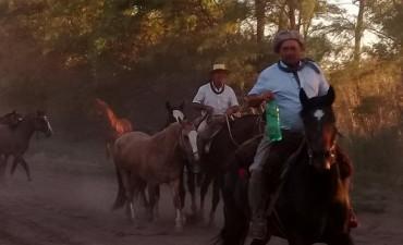200 leguas a caballo: la historia de nueve gauchos que unirán una vez más Villegas con Luján. Acaban de pasar por Los Toldos