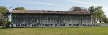Visitá el Museo Histórico Rural Municipal de San Emilio.