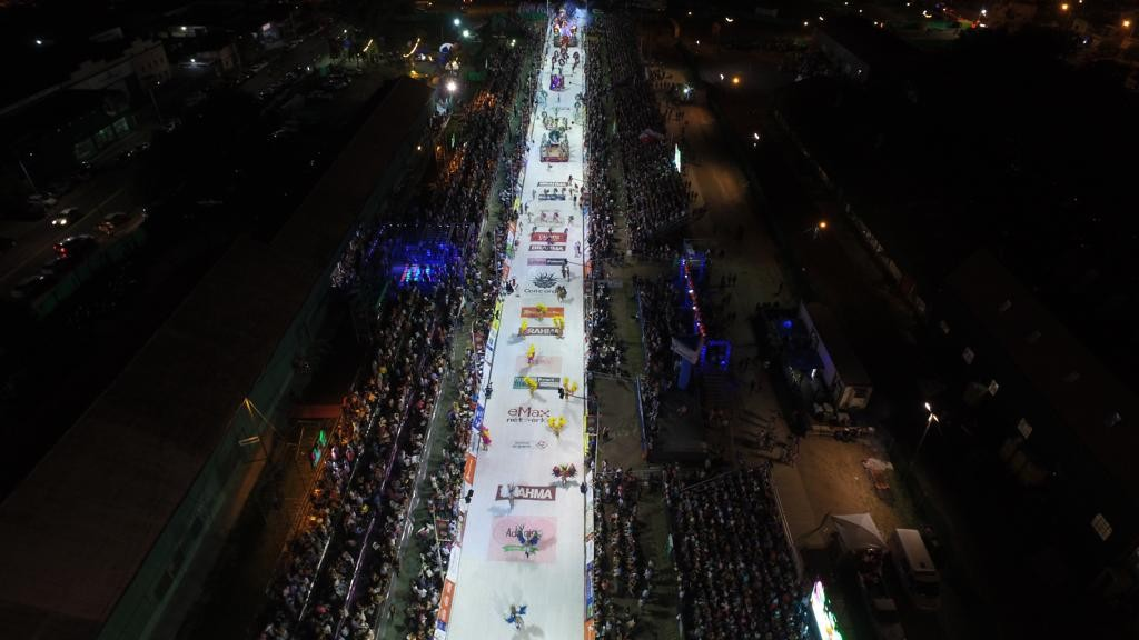 El carnaval de Concordia es una pasion! Ya está todo listo para la edición 2019