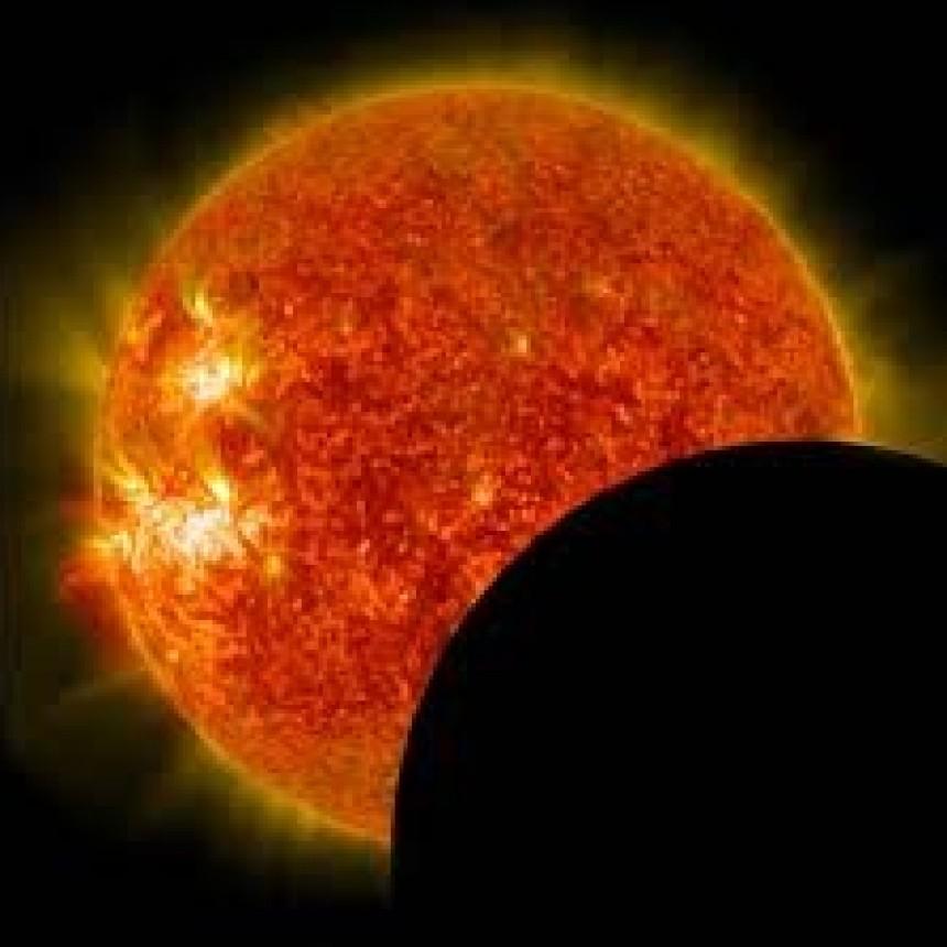 IMPACTANTE:  En Los Toldos durante el Eclipse Solar 2019 el Sol estarà el 99,99% tapado por la Luna