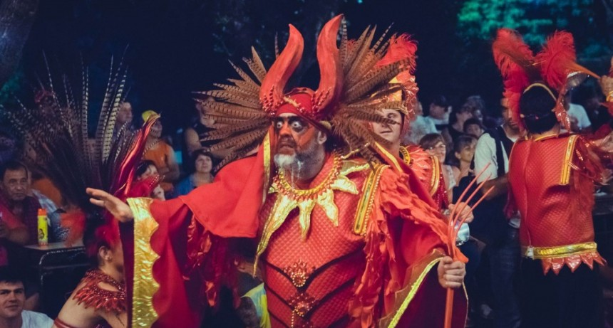 Las dos primeras noches del carnaval de Baigorrita cosecharon un rotundo éxito de público