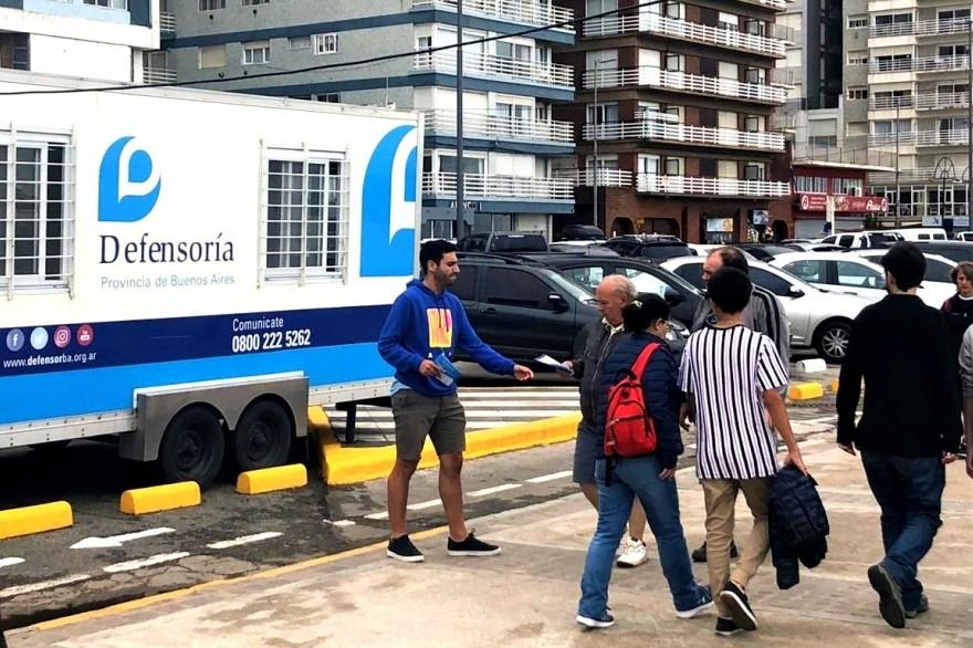 La Defensoría bonaerense brindará atención personalizada en ciudades turísticas