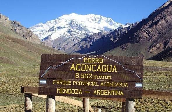 El Aconcagua está de festejo: fue escalado por primera, vez hace 123 años
