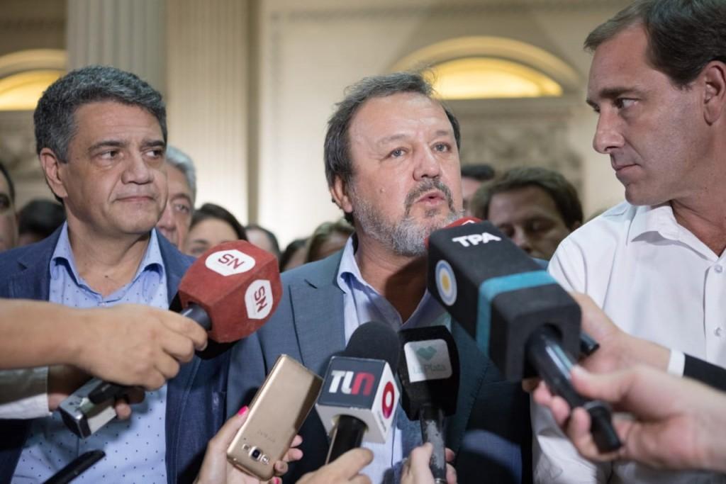 """Juntos por el Cambio: """"El bono que no quieren pagar pertenece a la gestión de Scioli"""""""