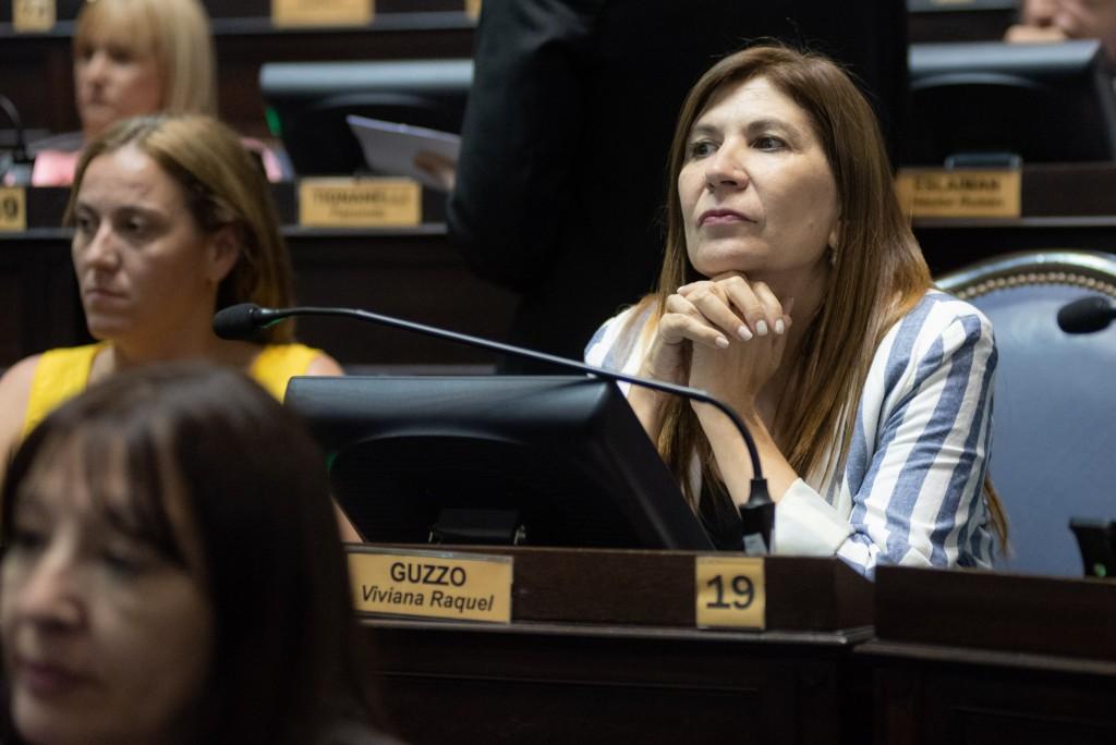 Intensa agenda de la Diputada Provincial Viviana Guzzo