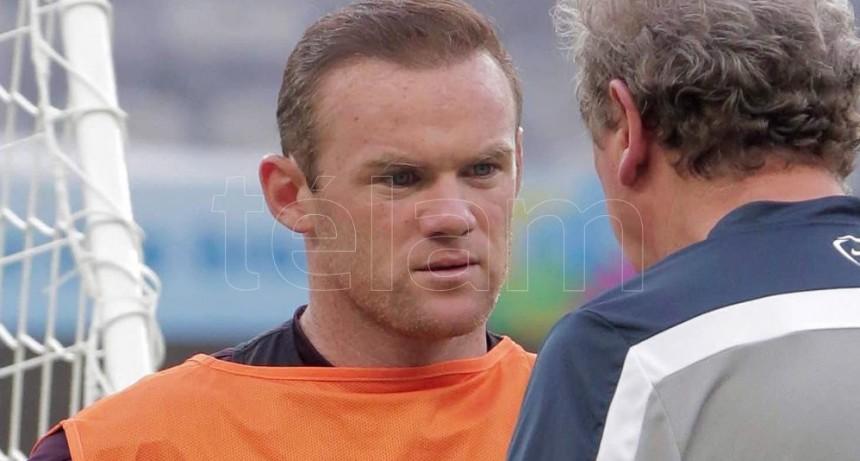 El inglés Wayne Rooney nuevo jugador y asistente del Derby County