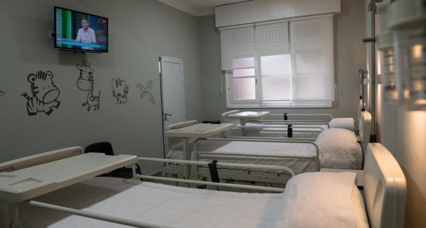 Nuestro hospital ya tiene una nueva habitación para internación ginecológica