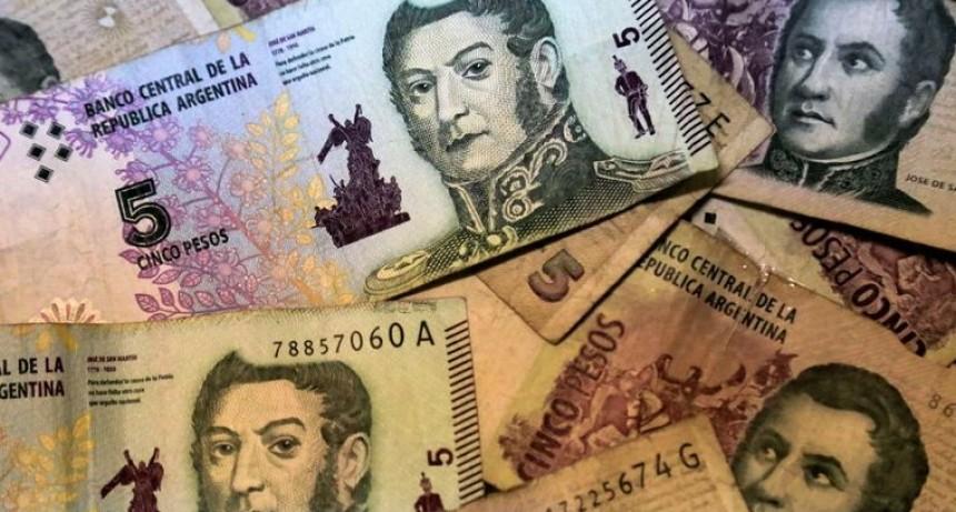 Piden postergar la salida de circulación del billete de $ 5