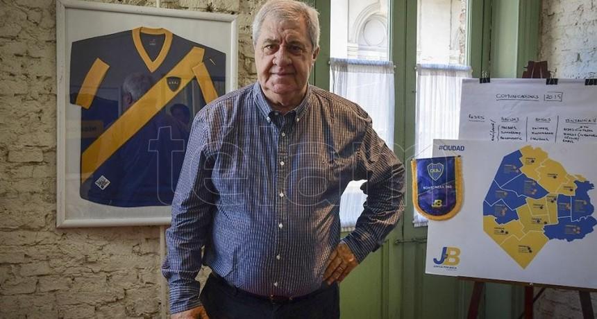 Ameal asegura que Boca investigará una denuncia sobre pagos de Aysa