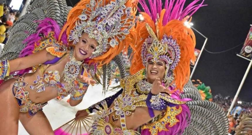 Concordia es carnaval