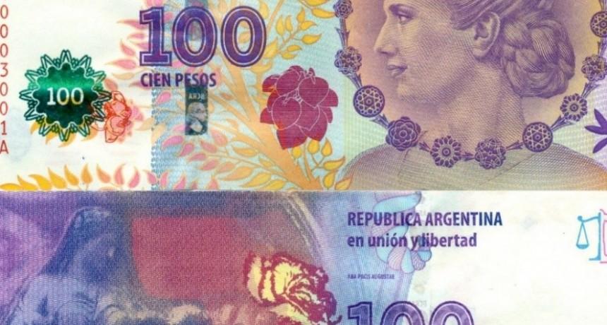 Vuelven los billetes con personalidades y se cumplirá con la paridad de género