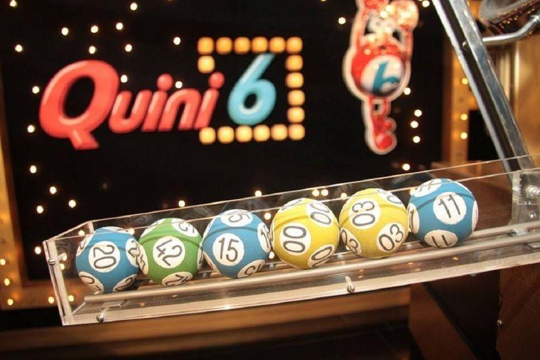 Dos apostadores se repartieron $345 millones en el Quini 6