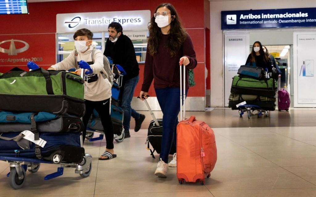 La nueva cepa de coronavirus británica llegó a la Argentina: detectaron el primer caso