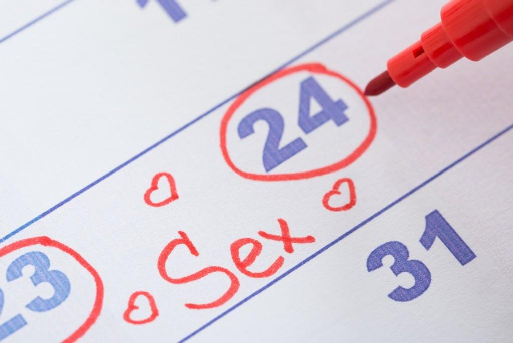 Un día para el sexo: las ventajas de tenerlo agendado