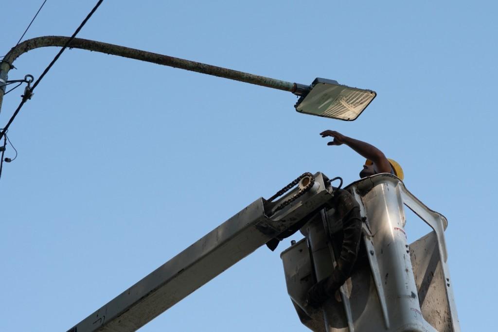 LOS TOLDOS LED: Plan de iluminación urbana
