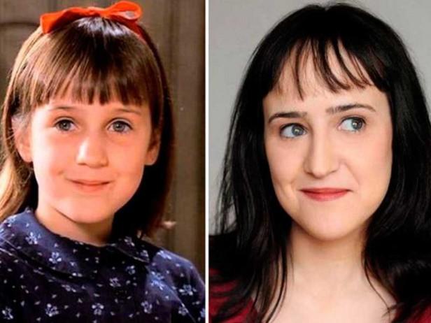 Antes y después: ¿cómo está Matilda hoy?