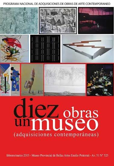 """Llega """"Diez obras, un museo"""" al Museo Provincial de Bellas Artes Emilio Pettoruti"""