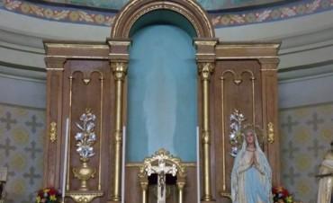 Estatua de la Virgen de Lourdes estremece Argentina: No está pero todos la ven