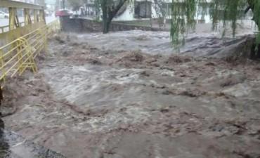 7000 muertos y 1000 evacuados por el fuerte temporal en Córdoba