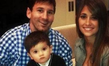 Asaltaron a la familia de Messi