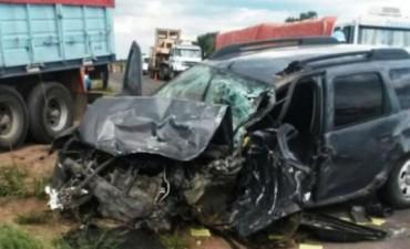 Raúl Castells sufrió un accidente en Chaco y está grave