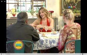 La actriz Gimena Baròn, recordò momentos de su niñez en casa de su abuela en la localidad de San Emilio