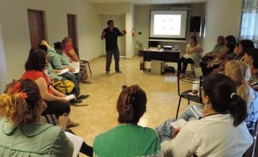 Charla EDUCATIVA-INFORMATIVA para docentes