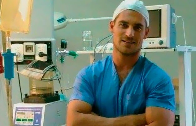 El anestesista seguirá preso, pero por tenencia de droga