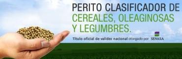 Perito clasificador de  Cereales y Oleaginosas, se dictarà un curso en breve en nuestra ciudad