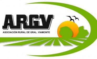 Comunicado de la Asociación Rural de General Viamonte