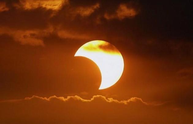 Astronomía  ¿En qué partes del país se podrá ver el eclipse solar?