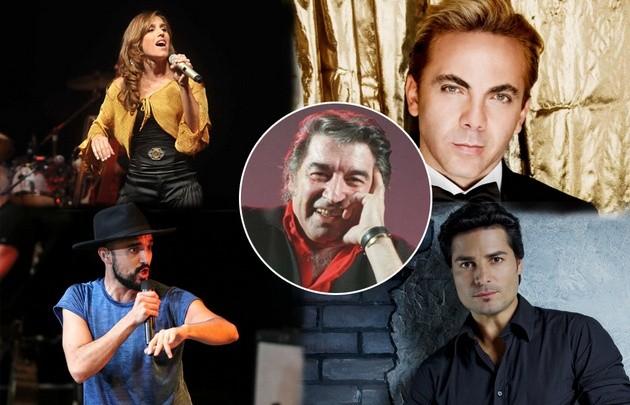 Sandro de América revive en un nuevo disco de duetos