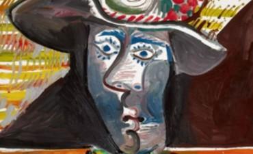 Subastan una pintura de Picasso