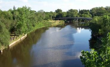 Avanza el proyecto de saneamiento integral de la cuenca del Río Luján