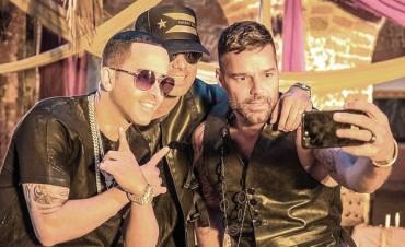 Ricky Martin presentó nuevo tema con Wisin y Yandel