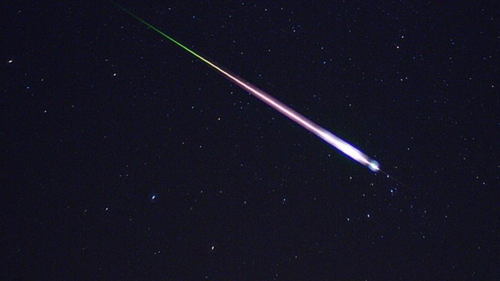 DESCONCIERTO.  Avistaron un supuesto objeto extraterrestre en los cielos de Luyaba Còrboba