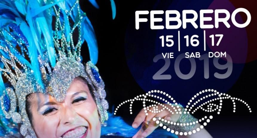 CARNAVAL DE LOS TOLDOS: Una fiesta con todas las luces