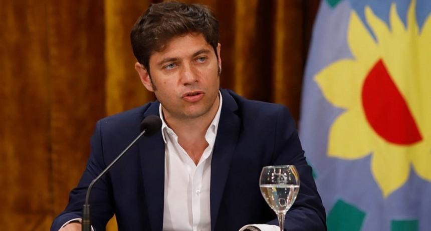 Axel Kicillof postergó el pago de un aumento a los docentes bonaerenses