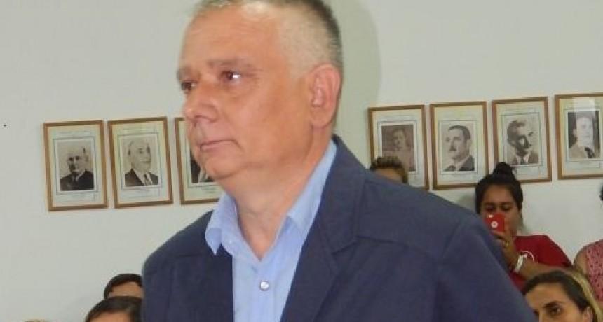 El Dr Franco Flexas pidió licencia