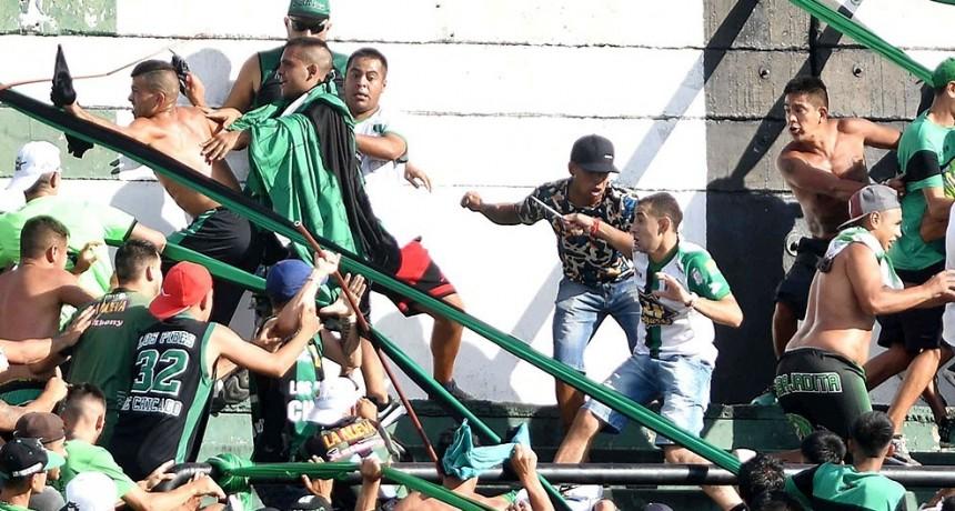 La AFA repudió los hechos de violencia en el fútbol argentino