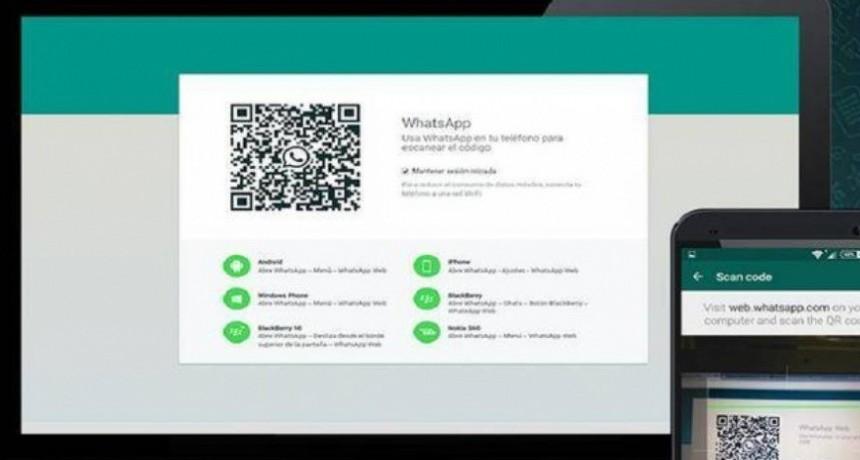 ¿Dejaste el WhatsApp Web abierto? Enterate cómo podés cerrar sesión desde tu teléfono