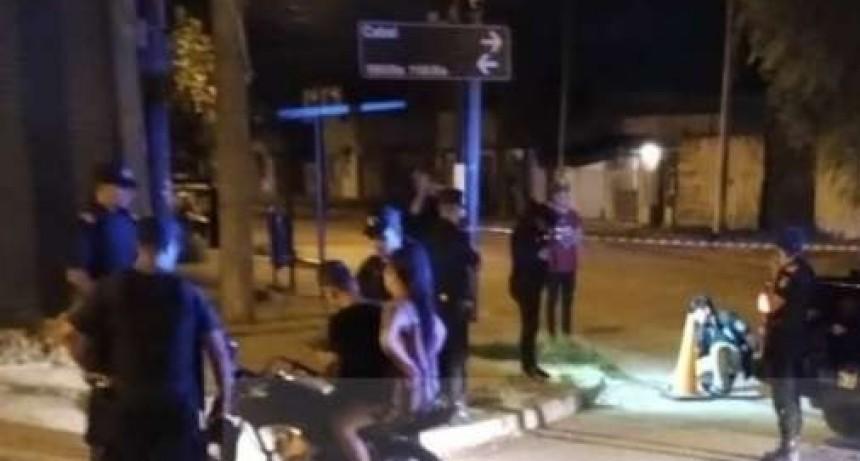Asesinaron a tiros a una pareja y a su beba en Rosario