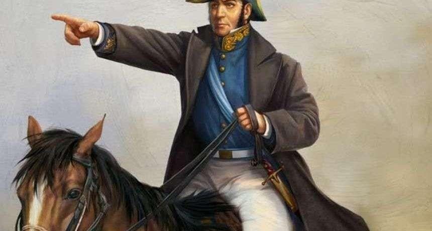 El natalicio de José de San Martín. Hace 242 años llegó a tierra correntina