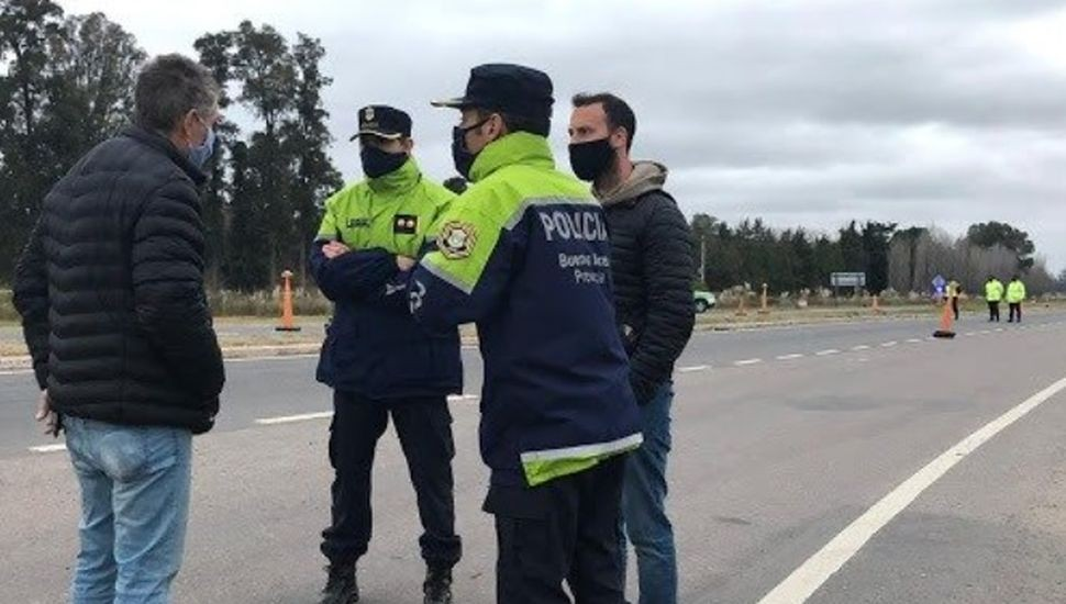 Piratas del asfalto asaltaron a un camionero en Bragado