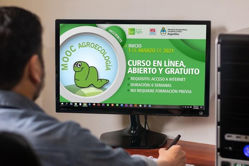 En marzo, comienza el curso virtual y gratuito sobre agroecología