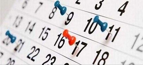 ¿Cuál es el próximo fin de semana largo del 2021?