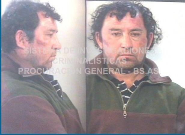 "Se busca intensamente a Manuel ""el Chancho"" Videla prófugo del penal de Junín"