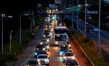 FERIADOS DE CARNAVAL :Rutas cargadas en la vuelta a casa tras el fin de semana largo