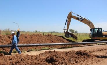 Lincoln ampliará la obra de gas y abastecerá a Los Toldos y Gral Pinto